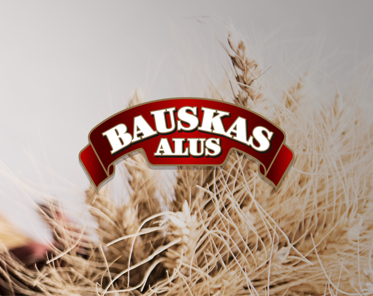 """Bauskas Alus""  - the most favorite traditional Latvian beer 2017"
