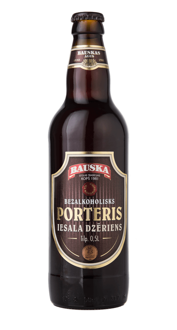 "Malt drink ""Porteris"""